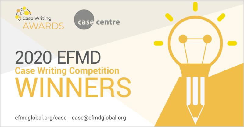 EFMD Case Writing Competition